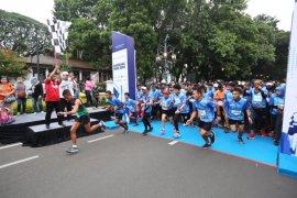 3.500 pelari ramaikan 'Bandung Run 2018'
