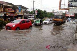 Medan banjir