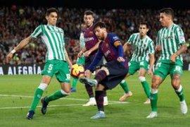 Sempat tertinggal, Barcelona menang atas Vallecano