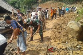 Bencana Tasikmalaya akibatkan kerugian materi besar