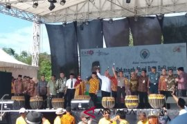 Menteri Desa buka Bengkulu Expo 2018