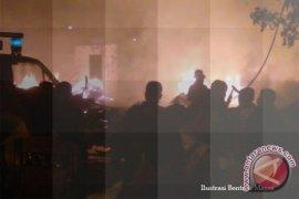 Papua kini, ruko dan pemukiman warga dibakar massa di Oksibil