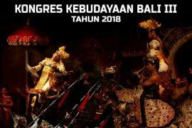 3-4 Desember, Bali adakan Kongres Kebudayaan III