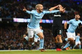 Tiga pemain City absen lawan Lyon