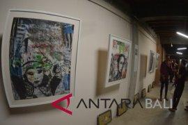 Seniman berbagai negara tampilkan pertunjukan seni peduli lingkungan