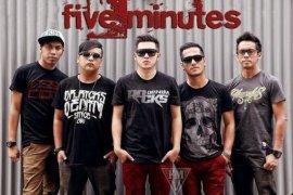 Band Five Minutes bakal meriahkan event KAI 'rail run'
