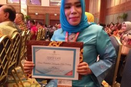 Dinas Pendidikan Deli Serdang Raih Top Ten Favorite Exhibitor International Publik Service