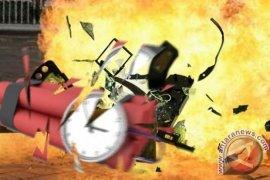 Bom bunuh diri meledak di Pospam 1 Tugu Kartasura,  Jateng