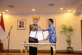 Sekretariat Presiden jalin kerja sama dengan IPB kelola Istana Kepresidenan