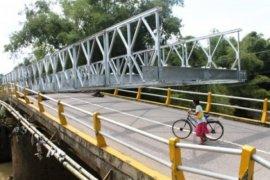 Segera dibangun jembatan bailey untuk hubungkan Garut-Tasikmalaya