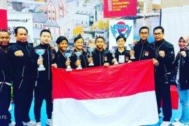 Membanggakan, pelajar Indonesia raih 10 emas di Belgia