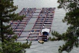 Pemerintah diminta tegas tertibkan keramba Danau Toba
