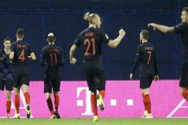 Kroasia tekuk Spanyol 3-2