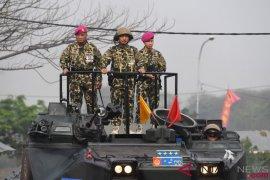 TNI AL jajaki kendaraan tempur bertenaga listrik