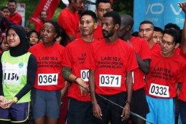 Olahraga lari sebagai upaya pencegahan kekerasan seksual