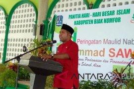 Presiden sampaikan ucapan selamat Maulid Nabi Muhammad