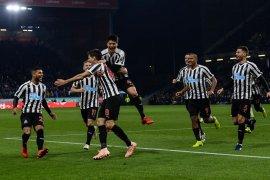 Newcastle akhiri laju tak terkalahkan Burnley