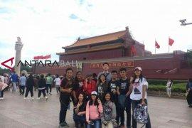 Pelajar Indonesia peringkat kelima di Beijing