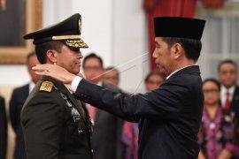 Jokowi Tegaskan Penunjukan Andika Perkasa Sudah Diperhitungkan