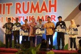 Program Rumah Subsidi MBR di Jember Capai 2.071 Unit