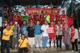 Sekuduk Cup U-21 se-Kabupaten Sambas sukses digelar