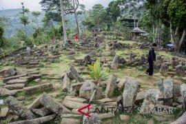 Kunjungan wisman ke Gunung Padang meningkat