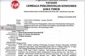 YLPK Somasi Tiga Pimpinan Institusi Terkait Pemasangan Block Rel RSI Surabaya