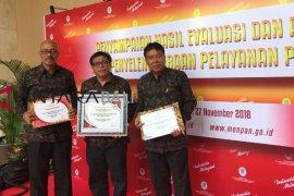 Tiga Pelayanan Publik Gianyar Diganjar Penghargaan Menpan RB