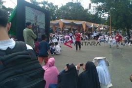Ribuan muslim Bengkulu hadiri tablig akbar Ustadz Abdul Somad