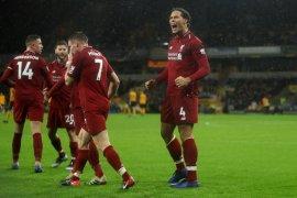 Peran penting Mo Salah, Liverpool tundukkan Wolverhampton