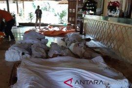 Polda Lampung: saat ini 118  korban jiwa tsunami di Lampung