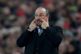 Benitez berlabuh di Liga Super China