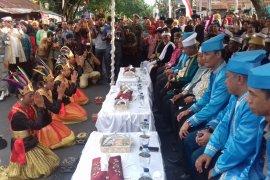 Parade budaya Ternate harmoni dijadikan kegiatan tahunan