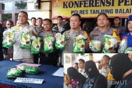 Oknum polisi dan ketua parpol terlibat peredaran 15 kg sabu