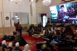 Presiden resmikan Pembukaan Kongres XIX IPNU dan Kongres XVIII IPPNU