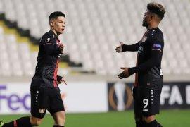 Leverkusen pesta gol di markas Lanarka