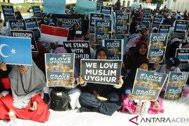 Pemerintah Indonesia diminta bertindak bela muslim Uighur