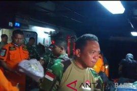 KRI Torani 860 TNI AL salurkan bantuan korban tsunami