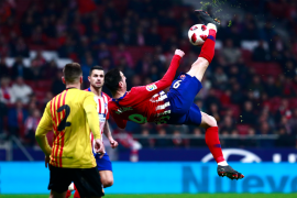 Atletico cukur Sant Andreu 4-0 di Piala Raja