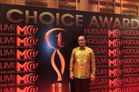 Anies dapat anugerah Moeslim Choice Government Award 2018