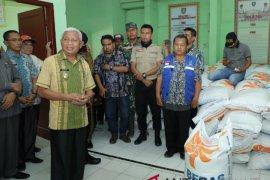 Wabup Asahan berikan bantuan kepada warga terdampak banjir