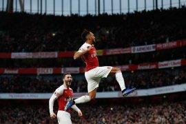 Daftar pencetak gol Liga Inggris, Aubameyang tersubur sementara