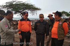 BNPB fokus pemulihan daerah lokasi terdampak tsunami