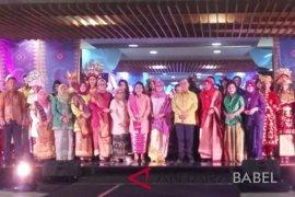 Babel promosikan kain cual di Smesco Jakarta