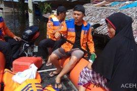 BPBD: banjir Aceh Selatan berangsur surut