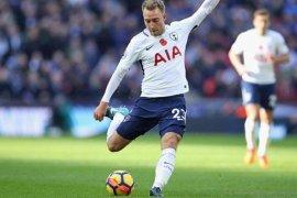 Gol telat Eriksen menangkan Tottenham atas Burnley