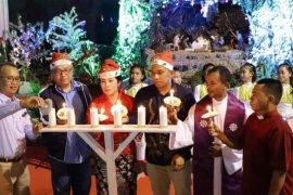 Warga antusias kunjungi lokasi Singkawang Christmas Day