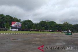 Danrem 045 Garuda Jaya pimpin upacara Hari Juang Kartika