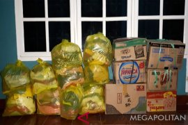 Bantuan untuk korban Tsunami di Lampung Selatan terus mengalir