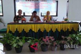 Dindik Bangka Tengah gelar Bimtek dan Workshop ujian berbasis HOTS